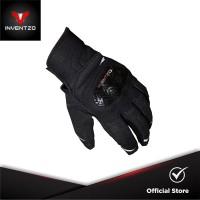 INVENTZO Grato - Sarung Tangan Motor Berprotektor Sensitive Touch