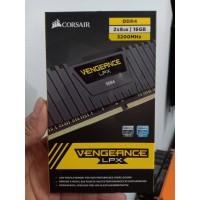 RAM PC CORSAIR VENGEANCE LPX DDR4 2X8 16GB 3200MHZ CMK16GX4M2D3200C16