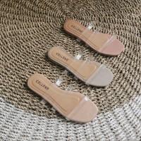 Sandal Wanita Tali Jelly Premium Elegan TP51