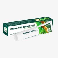 Pasta Gigi Herbal Hpai Siwak Sirih Mint⠀