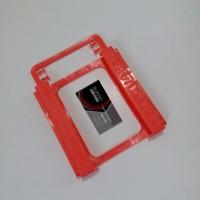 Hdd caddy bracket Dudukan SSD