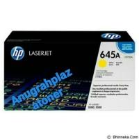 TONER CARTRIDGE HP LASERJET 645A YELLOW [C9732A] ORIGINAL 100%