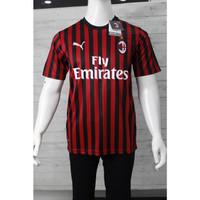 RisRus Apparel Jersey Baju Bola Milan 2019 / 2020 Grade Ori Off