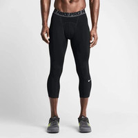 CELANA LEGGiNG 3/4 TRAiNiNG LEGiNG 7/8 NiKE PRO COMBAT Olahraga Sport