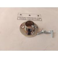 Dop Pipa Bulat 5/8 inch Bahan Kuningan Bracket Topi 15mm DP001C /pcs