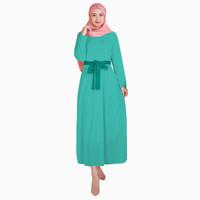 Long dress Gamis maxi Brukat model terbaru - Jfashion Hipza