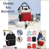 Diaper Bag Backpack / Tas Bayi / Tas Ransel Travel Baby