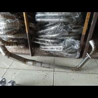 leheran knalpot motor cb150 cbr150 gsx150 vixion
