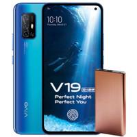 Vivo V19 Smartphone Free PB - 8/256GB - Garansi Resmi Vivo