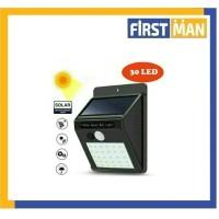 Lampu Taman 30 LED Solar Sensor Gerak Tenaga Surya / SOLAR POWERED LED