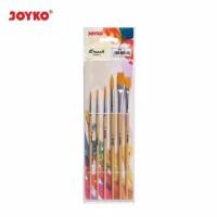 Joyko Brush Kuas Lukis Cat Air BR-5 Brush Sepatu Waterbased , Leather