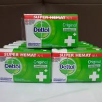 Dettol Antibacterial Sabun Batang ORIGINAL 65 g 1 pcs