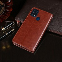 SAMSUNG Galaxy M31 flip cover wallet new leather case kulit dompet