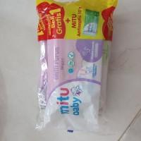 Mitu baby 50sheet ( buy 1 get 1) + get 10's