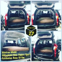 Matras Mobil Mitsubishi New Pajero Sport Ketebalan Busa 10 Cm