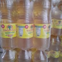 minyak goreng tropical botol 2 liter, 1 krat isi 6