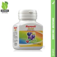 Renovit Gold Multivitamin & Mineral 30 Kaplet Vitamin