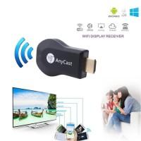 ANYCAST DONGLE HDMI WIRELESS WIFI / M2 PLUS / M4 / MIRACAST / EZCAST
