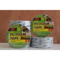 3M Pe Foam Tape 24mm x 4m
