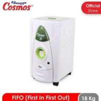 Tempat Beras//Rice Box Cosmos Fifo 18 Liter //KHUSUS GRAB//GOJEK