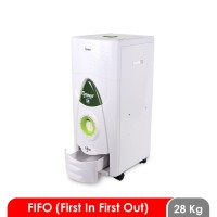 Cosmos Rice Box FIFO 28 FIFO28 Tempat Beras - GOJEK//GRAB
