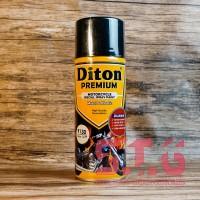 9130 Clear Doff Vernis Diton Premium Cat Pylox Pilox Semprot 400 cc