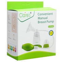Pompa Asi Manual Claire.S . Claires . Manual Breast Pump G2026