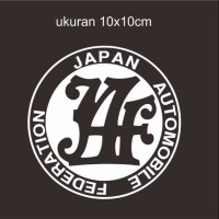 sticker cutting mobil motor jdm63