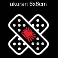 sticker cutting motor mobil jdm50