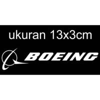 sticker cutting motor mobil boeing jdm61