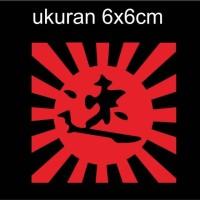 sticker cutting motor mobil jdm56