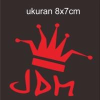 sticker sticker motor mobil jdm62