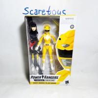 Power rangers mighty morphin kuning lightning collection hasbro