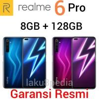 Realme 6 Pro Garansi Resmi 8/128 Real Me RAM 8GB