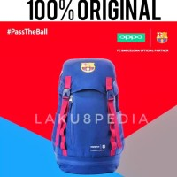 Tas Barca Oppo Original Barcelona Backpack Tas Ransel Punggung