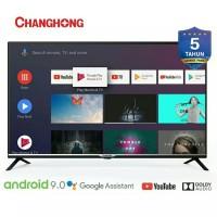 Changhong LED TV 32 Android Smart TV Garansi Resmi