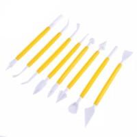 Alat Ukir Modeling Tools carving shaping sculpting Tools Set 8 pcs