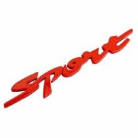 Emblem Mobil Sport Badge mobil Sport Stiker 3D