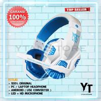 Headphone Plextone PC780 Profesional Gaming Headset Gamers Series
