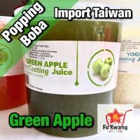 [Khusus Go-Send] Popping Boba Rasa Green Apple Import Taiwan 3,2 kg