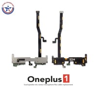 OnePlus One Microphone Mic Board Connect Flexible Cas PC Conektor