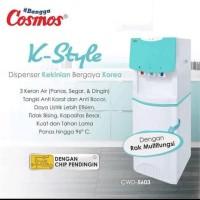 COSMOS: DISPENSER COSMOS CWD 5603 3kran KHUSUS GOJEK DAN GRAB