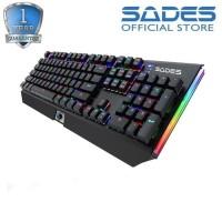 Sades Thyrsus RGB Mechanical Keyboard