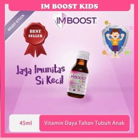 Vitamin Daya Tahan Tubuh Anak IMBoost Kids IM Boost 45ml