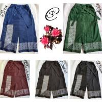 sarung celana anak - Hitam, 2-3 tahun