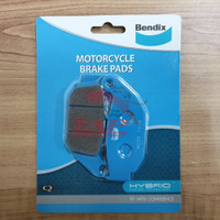 BRAKE PAD - KAMPAS REM BELAKANG CBR 150 / 150R NEW BENDIX MD30