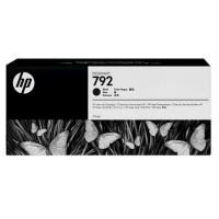 TINTA HP 792 BLACK PLOTTER 775ml ORIGINAL