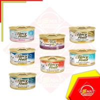 Makanan Kucing Fancy Feast All Varian / FF Cat Food / Wet Food