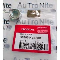 Nut Mur U 16 mm Roda Belakang Matic 90305-KVB-901 Original Honda