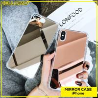 Anticrack Case HP Mirror Kaca iPhone 5 5S SE 5C 6 6S 6+ 6S+ 7 8 7+ 8+ - iPhone 5